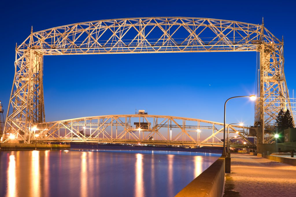 Top Budget-Friendly Ways to Enjoy Summer - Duluth, MN Aerial Lift Bridge - Ramsay & Associates