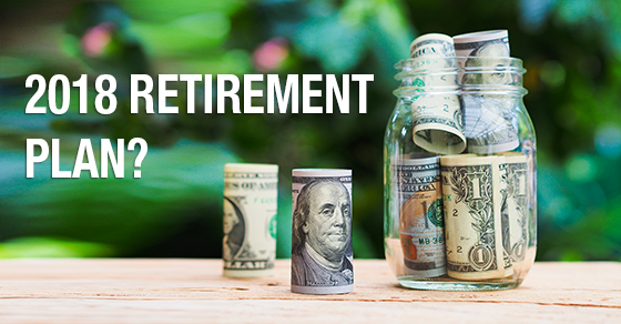 setting up a retirement plan