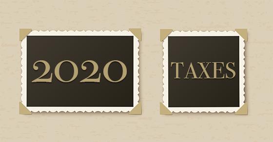 2020 individual tax limits