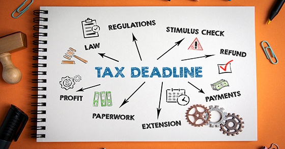 file your 2020 tax return early