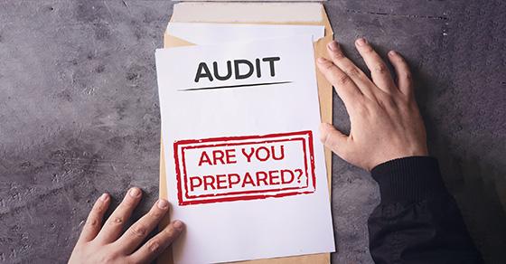 IRS audits may be increasing